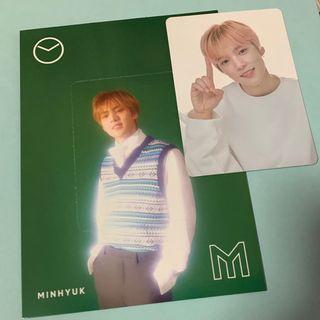 WTS: Monsta X Minhyuk Photocards