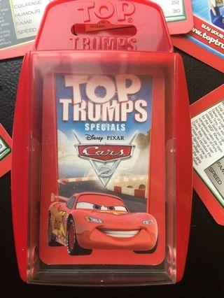 top trumps specials CARS