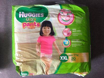 🚚 Huggies Diaper