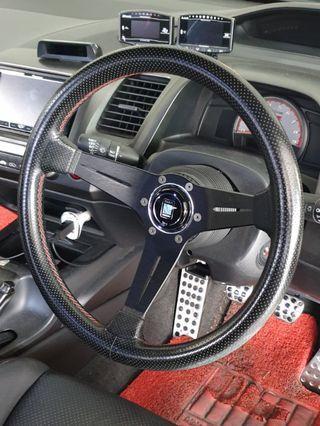Nardi orginial deep corn steering wheel