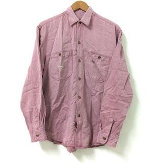 🚚 復古粉襯衫