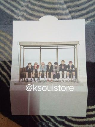 (wts) bts ynwa official standee