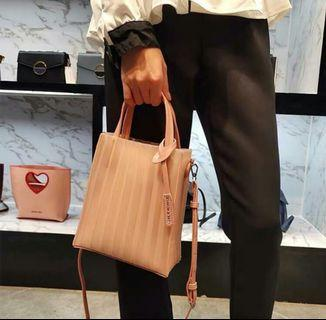 NEW Charles&Keith Translucent Jelly Bag