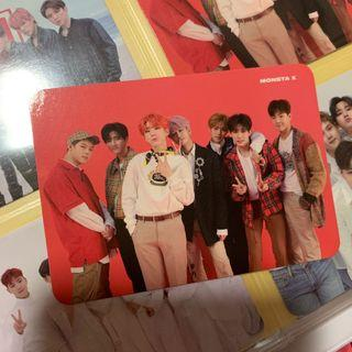 🚚 wts: monsta x group pc
