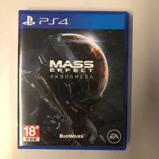 WTS- PS4 Mass Effect Andromeda