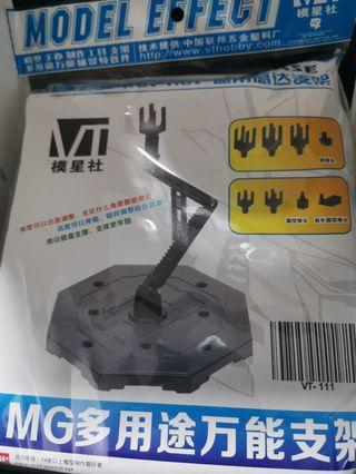 MG Gundam stand action base 5