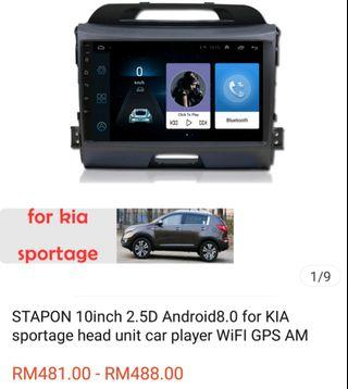 Sportage android player