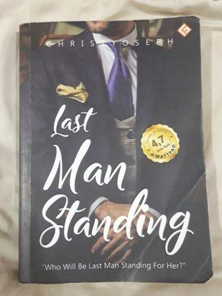 Novel Last Man Standing by CHRIST YOSEPH