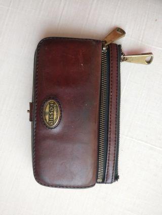 Authentique Fossil wallet purse
