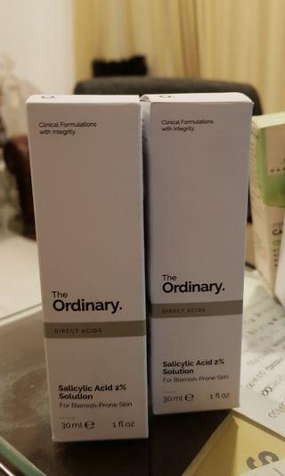 The Ordinary Salicylic Acid 2%