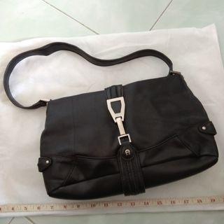 Etienne Augner Leather Handbag