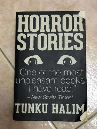 Horror Stories by Tunku Halim