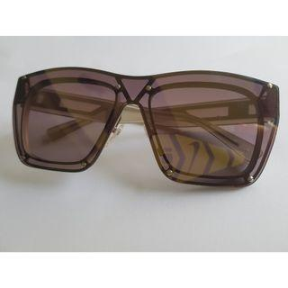 MCM Model Satin Gold Sun Glasses shades 103S Model