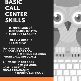 Basic Call Center Skills