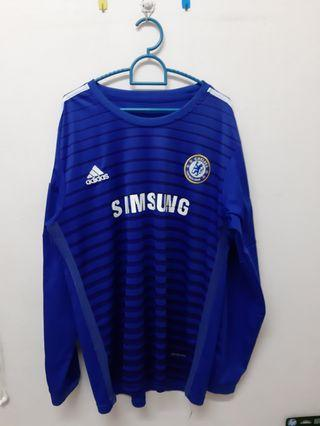 Chelsea Home Jersey long sleeves