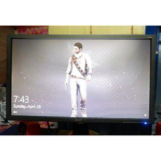 Gaming Monitor Acer 144hz