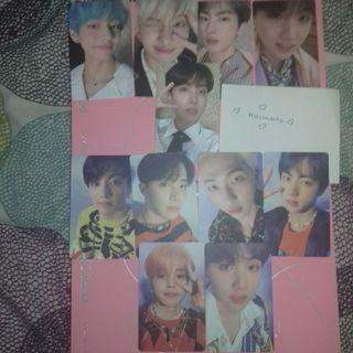 [WTT] BTS Map Of The Soul : PERSONA Photocard / PC
