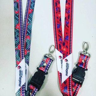 Malaysia Airlines Lanyard