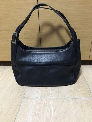 Anges.b leather should bag made in Japan 90%new