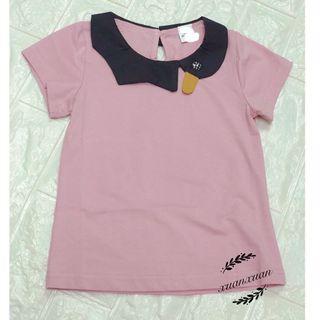 X02.紫粉短袖T SHIRT
