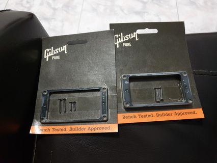 Original gibson bridge n neck pickup ring