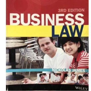 SIM RMIT - Commercial Law Textbook