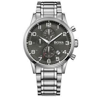 Hugo Boss Men's Aeroliner Chronograph Watch 1513181