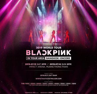 BLACKPINK ENCORE IN BANGKOK