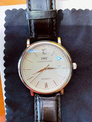 🚚 IWC watch