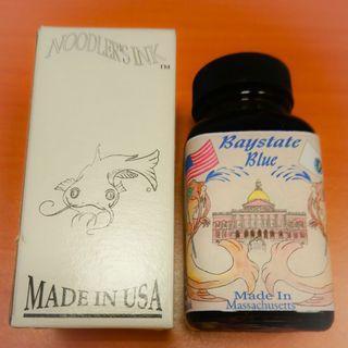 Noodler's BayState Blue - 90ml - Made in USA