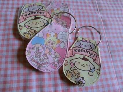 coin purse key pouch