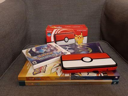 Nintendo 2DS XL Poke Ball Edition Package