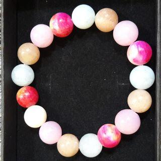 Handmade Semi Precious Bracelet
