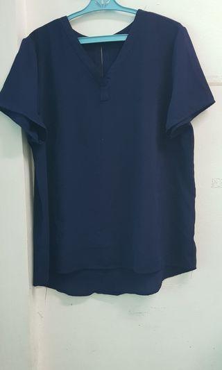 Frenchtoss blouse
