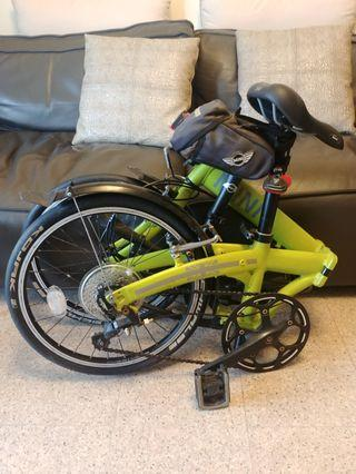🚚 Alpine foldable Bike