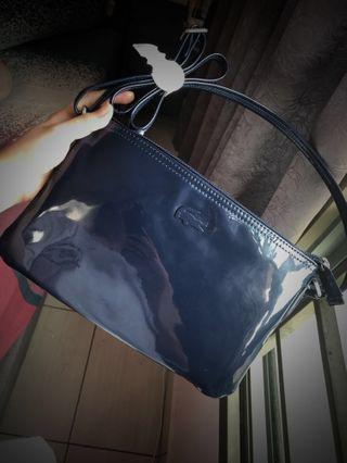 Lacoste flat crossbody bag (original)