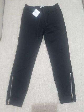 Jogger pants natsoe unisex ukuran 26-32