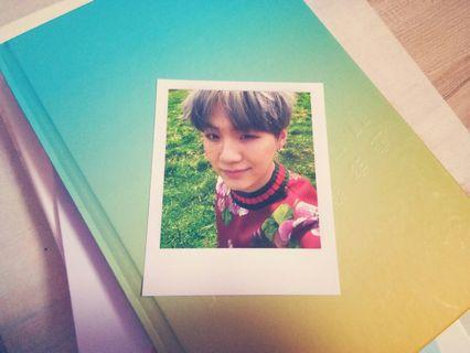 BTS YOUNG FOREVER YOONGI PC