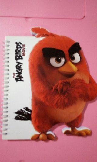 Angry birds 單行簿