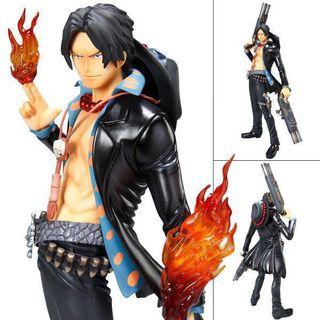 Ace POP Strong Edition One Piece Figure