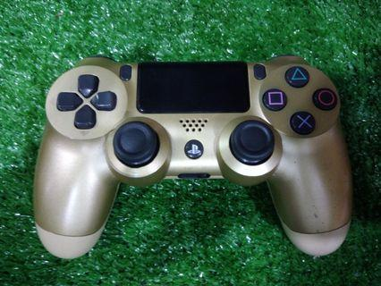 Stick OM Original Mesin PlayStation 4 PS4 Gold Edition