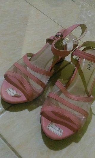 Wedges pink