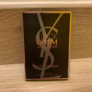 全新 YSL 香水 Black Opium Nuit Balance 24ml
