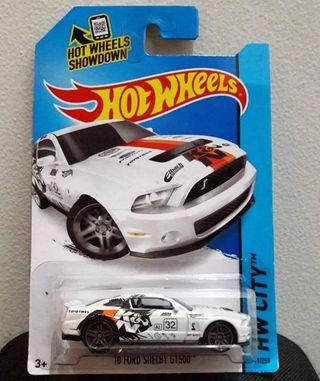 Hot Wheels '10 FORD SHELBY GT500