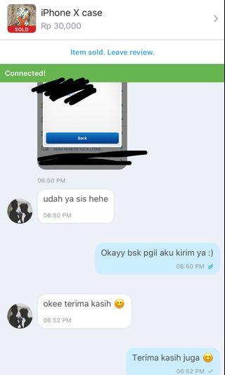 Great buyer to deal. No rempong