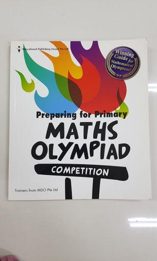 olympiad math   Books & Stationery   Carousell Singapore