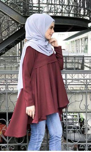Heaxabell blouse