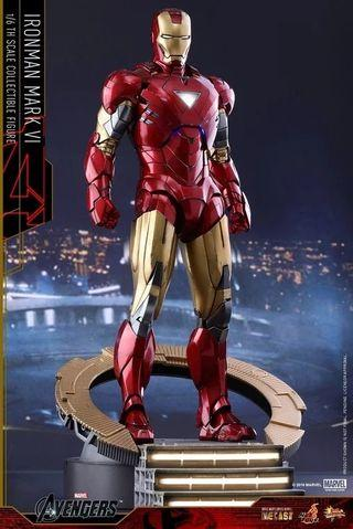 Hot Toys Iron Man Mark 6