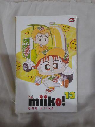 #BAPAU Komik Hai Miiko 13 by ONO ERIKO