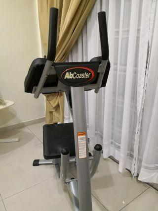 Ab Coaster Exercise Machine